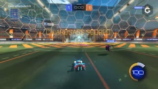 INSANE GOALS OF THE MONTH IN ROCKET LEAGUE!