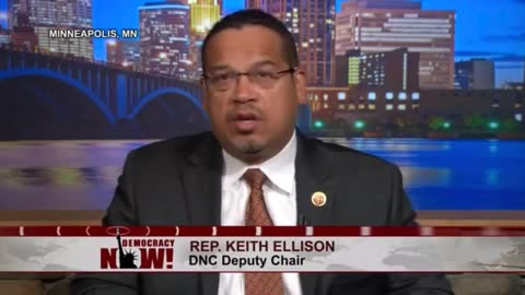 Rep. Keith Ellison Doesn't Agree With Trump Recognizing Jerusalem As Israeli Capital