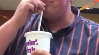 Parker Kane McDonalds Cup Dubstep - Video