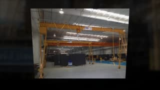 Advanced Industrial Solutions Crane Design - Video