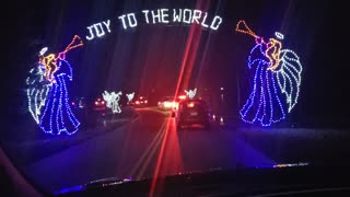 Welcome to the Fantasy of Lights Alum Creek Ohio