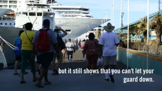 Cruise Ships Are Not Only Places For Relaxation But Also For Committing Crimes  - Video