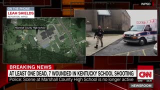 One Dead, Seven Rushed to Hospital After Man Opens Fire On High School - Video