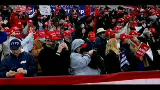 President Trump MAGA Rally in Allentown, Pennsylvania 10-26-2020