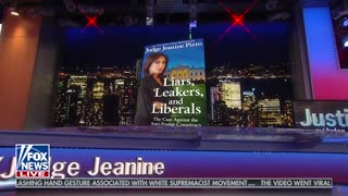 """Jeanine Pirro asks Dianne Feinstein, """"Are you stupid?"""""""