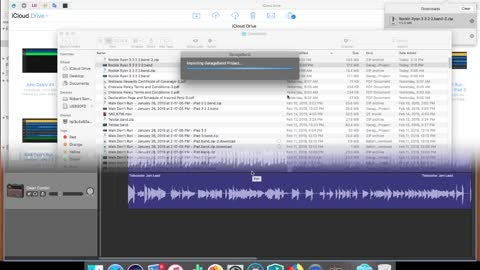 How to Share GarageBand files Between iOS and MAC. [ We show you how in under 10 minutes ]