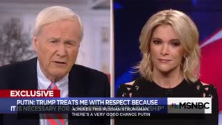 Megyn Kelly: Putin knows things Trump doesn't 'want repeated publicly'