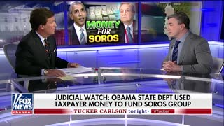 How the Obama State Dept. funded Soros group's activities - Video