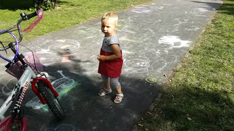 Incredibly Talented Dancing Two-Year-Old