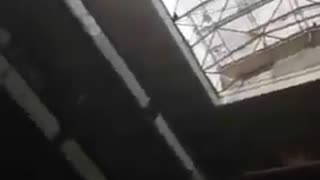 Tehran high-rise collapse: fires hinder search for survivors -2 - Video