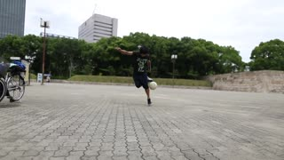 Amazing Soccer Ball Skills - Video