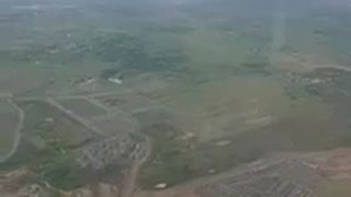Landing on Islamabad Airport