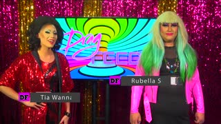 "PEPPERMINT NYC of RUPAULS DRAG RACE  Season 9 ""Qweens Around The World"" 