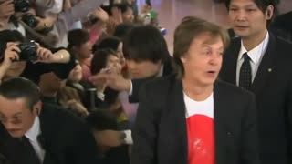 McCartney 'In Hospital' Report - Video