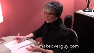 MAKEOVER: Wow, Nice Change! by Christopher Hopkins, The Makeover Guy® - Video
