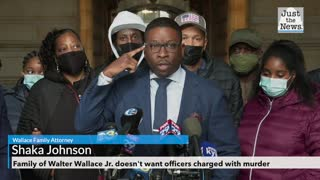 Family of Philadelphia man fatally shot by police doesn't want officers charged with murder