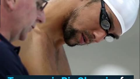 The Amazing Story of Michael Phelps