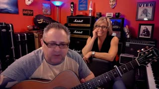 Acoustic Guitar Lesson - Rainy Night In George by Brook Benton