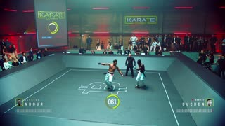 Karate Combat: Genesis Fight 6-Achraf Ouchen vs. Elhadji Ndour - Video