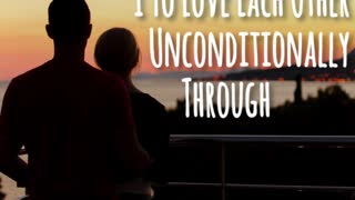 Love Unconditionally - Video