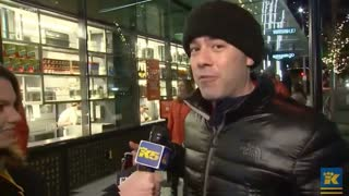 Reporter Shops at Amazon's First 'Cashierless' Grocery Store & Becomes Its First Shoplifter - Video