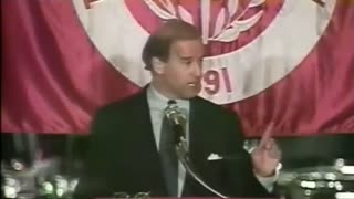 FLASHBACK - Biden Says He'll Probably Be Dead By 2020 (1991)