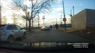 Road Ragers Attack - Video