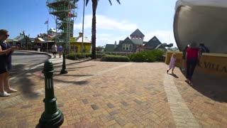 Beach Walk Harbor Village Destin Florida