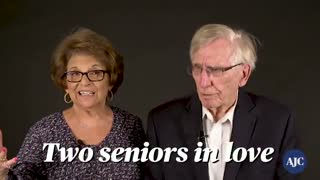 Senior Couple Falls In Love At Speed Dating - Video