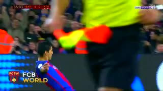 Golazo de Suarez vs Bilbao - Video