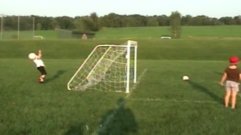The Cutest Soccer Fail You'll See Today