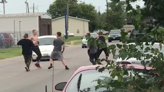 Boys Brawling - Video