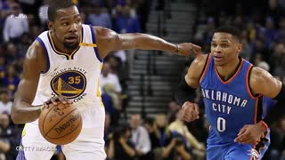 Russell Westbrook joining Kevin Durant and the Warriors?!?! - Video