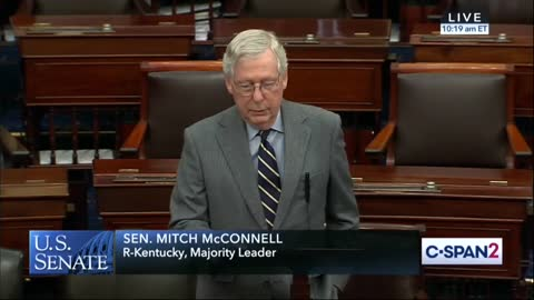 McConnell slams Schumer pt. 3