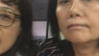 Two Women Attack Person on Beijing Subway - Video