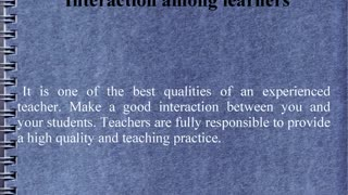 Paul J. Caletka : Give Motivation Lesson to Your Students - Video
