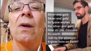 Our cover of Silver and Gold