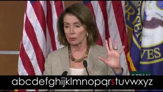 Pelosi thinks she caught Trump! - Video