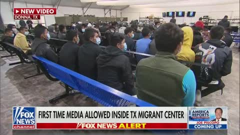 TX Border Officer: We're at 700% Capacity!