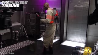 Kobe Bryant Stars in Ghostbusters Commercial - Video