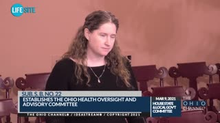 FULL VIDEO: Ohio Mom dismantles argument in favor of lockdowns