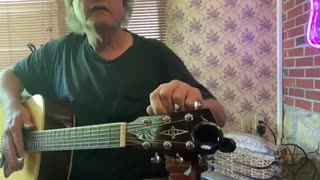 Learning to play Guitar - Video 1 of 3