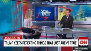 Kellyanne Conway and Jake Tapper get in heated debate over Trump's credibility