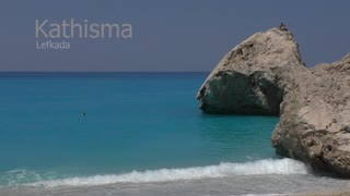 Stunning footage of Lefkada, Greece