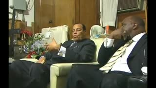 Minister Farrakhan Meets With Members Of The Congressional Black Caucus - Video