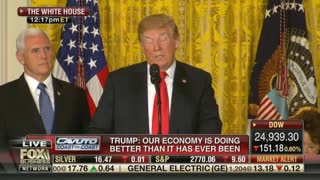 Trump: US 'will not be a migrant camp' - Video