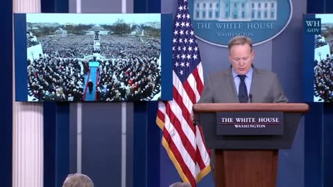 Sean Spicer Completely Destroys The Press In His First Official Press Briefing