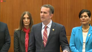 """I don't have any regrets"" says Gov . Northam"