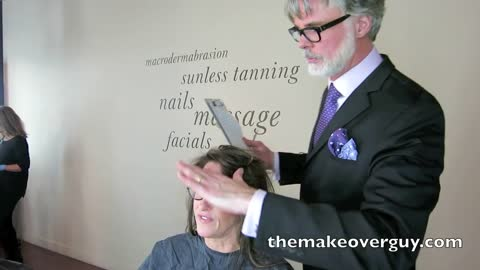 MAKEOVER: Breast Cancer & Divorce by Christopher Hopkins, The Makeover Guy