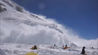 Denali Avalanche - Video